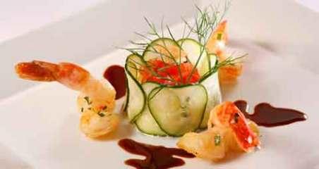zucchinitoertchen / Zum Vergrößern auf das Bild klicken